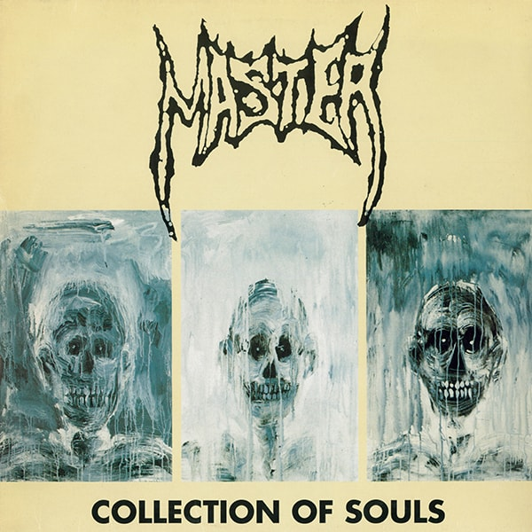 Master Collection of Souls album cover artwork