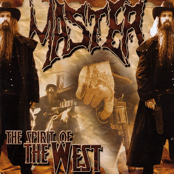 Master The Spirit of the West album cover artwork