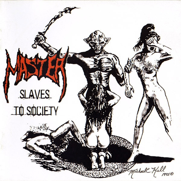 Master Slaves to Society album cover artwork