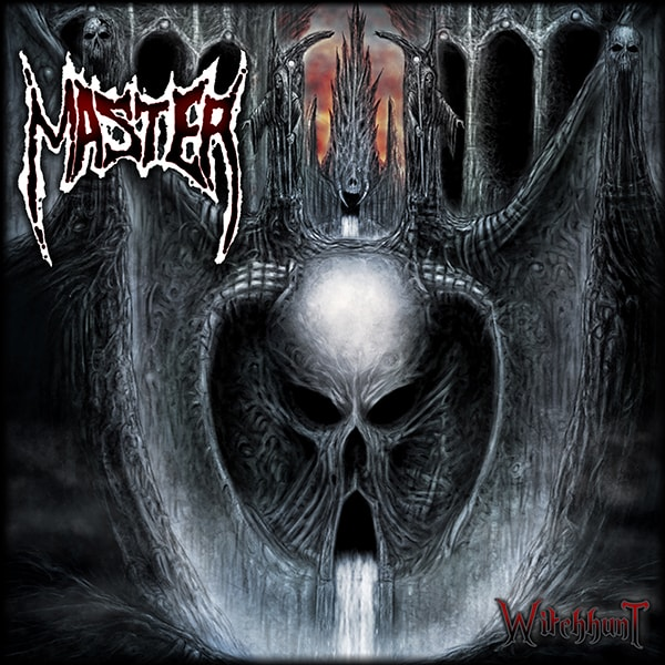 Master The Witch Hunt album cover artwork