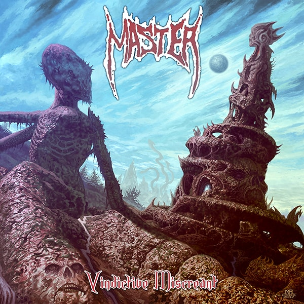 Master Vindictive Miscreant album cover artwork