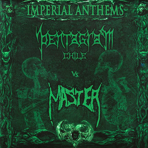 Master Imperial Anthems album cover artwork
