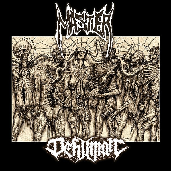 Master Decay Into Inferior Conditions album cover artwork