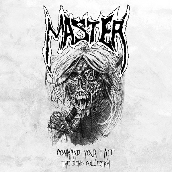 Master Command Your Fate - The Demo Collection album cover artwork