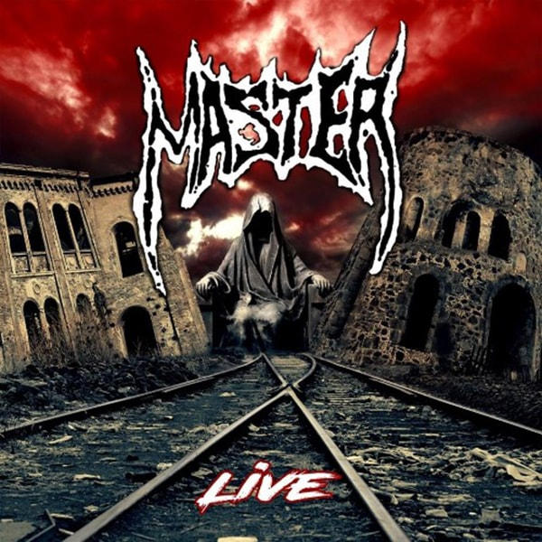 Master Live album cover artwork