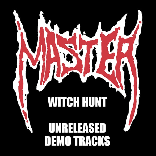 Master Witch Hunt - Unreleased Demo Tracks album cover artwork