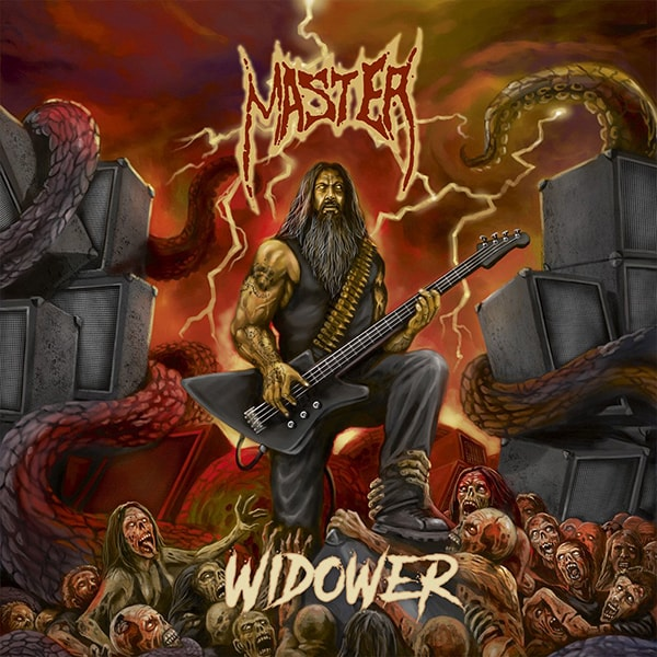 Master Widower album cover artwork