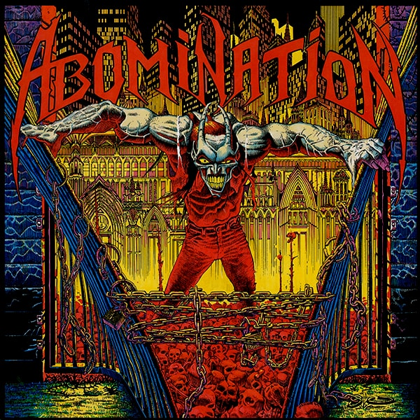 Abomination Abomination album cover artwork