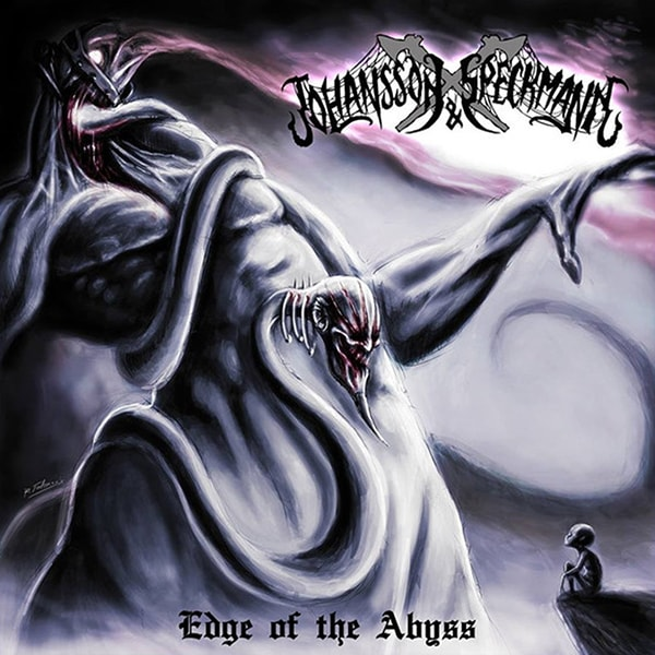 Johansson & Speckmann Edge of the Abyss album cover artwork
