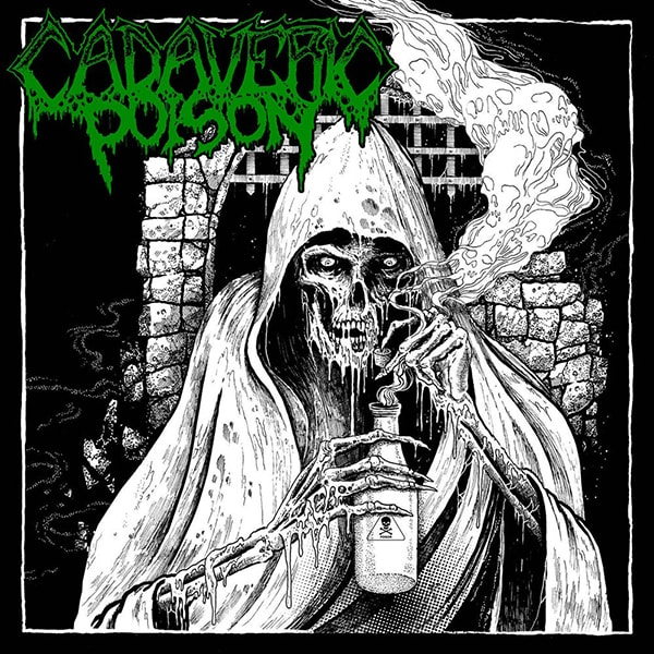 Cadaveric Poison Cadaveric Poison album cover artwork