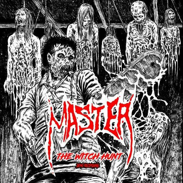 Master The Witch Hunt (Demo Recordings) LP